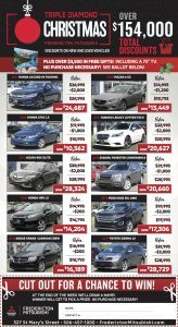 Used Cars offers Sept 2020